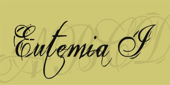 eutemia i font download