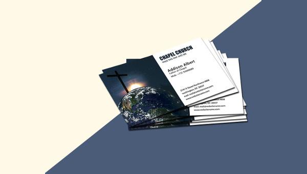 church__businesscardtemplate