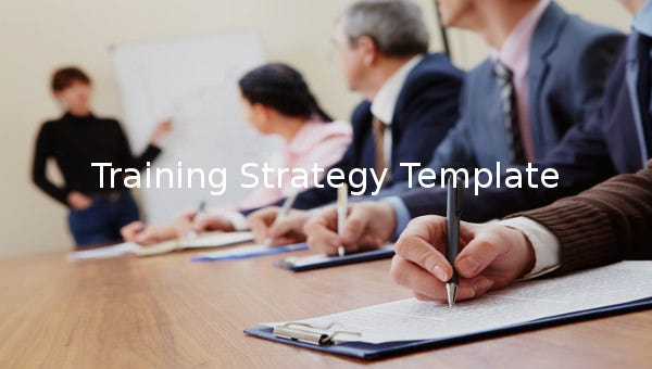 training strategy template1
