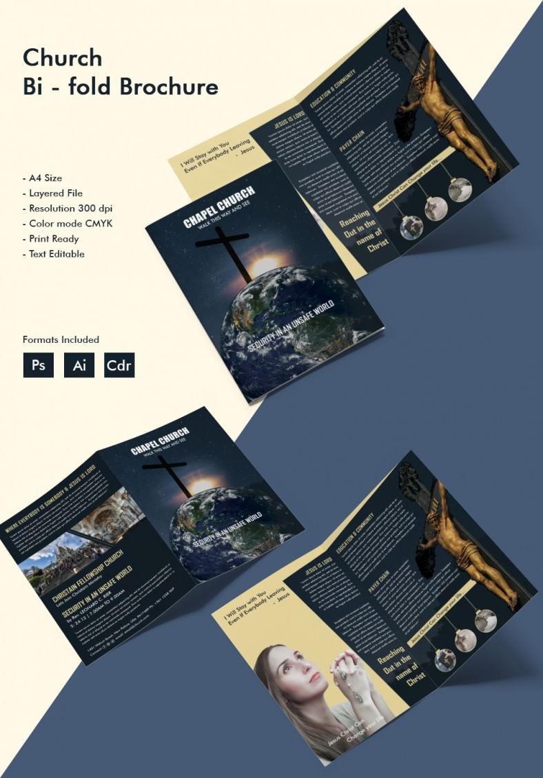 Church_A4Bi_fold_brochure