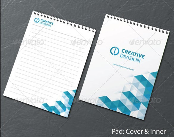 corporate stationery personal letterhead template