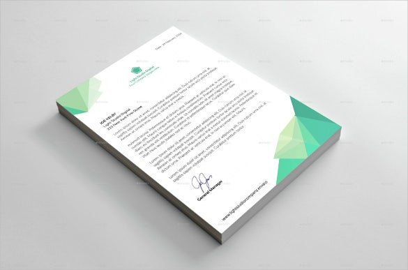 25 corporate letterhead templates 25 free psd eps ai corporate letterhead template spiritdancerdesigns Gallery