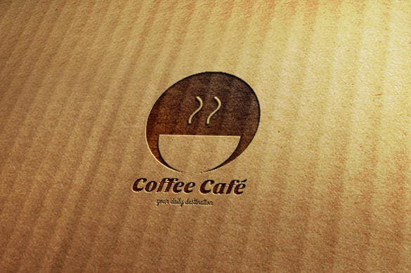 best coffee logo template