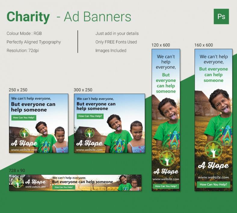 Charity_AdBanners