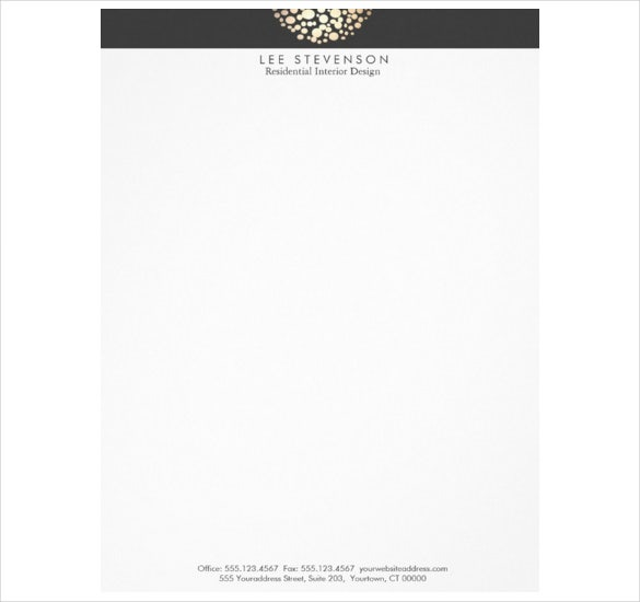 letterhead design template  u2013 20  free psd  eps  ai  illustrator format download