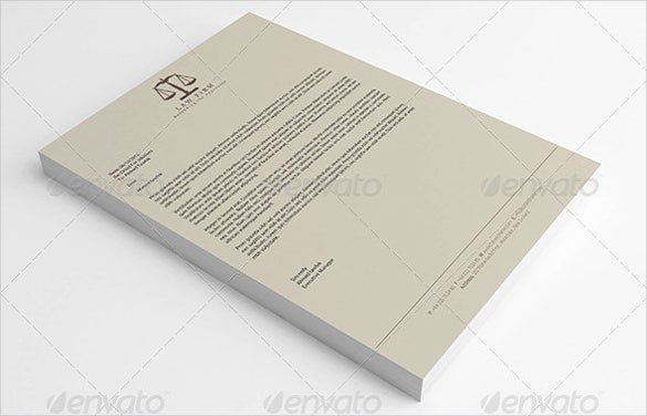 14 law firm letterhead template free psd eps ai illustrator law firm letterhead full corporate identity template download spiritdancerdesigns Choice Image