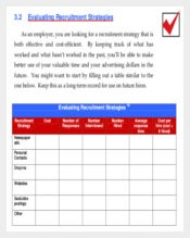 Recruitment-Strtategies-Pdf-Format-Free-Download-Template