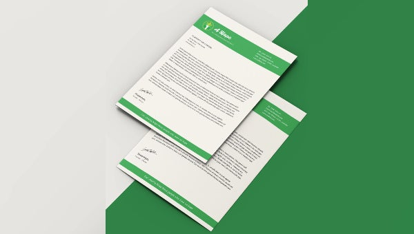 charity_letterhead template