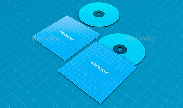 psd format dvd case template download