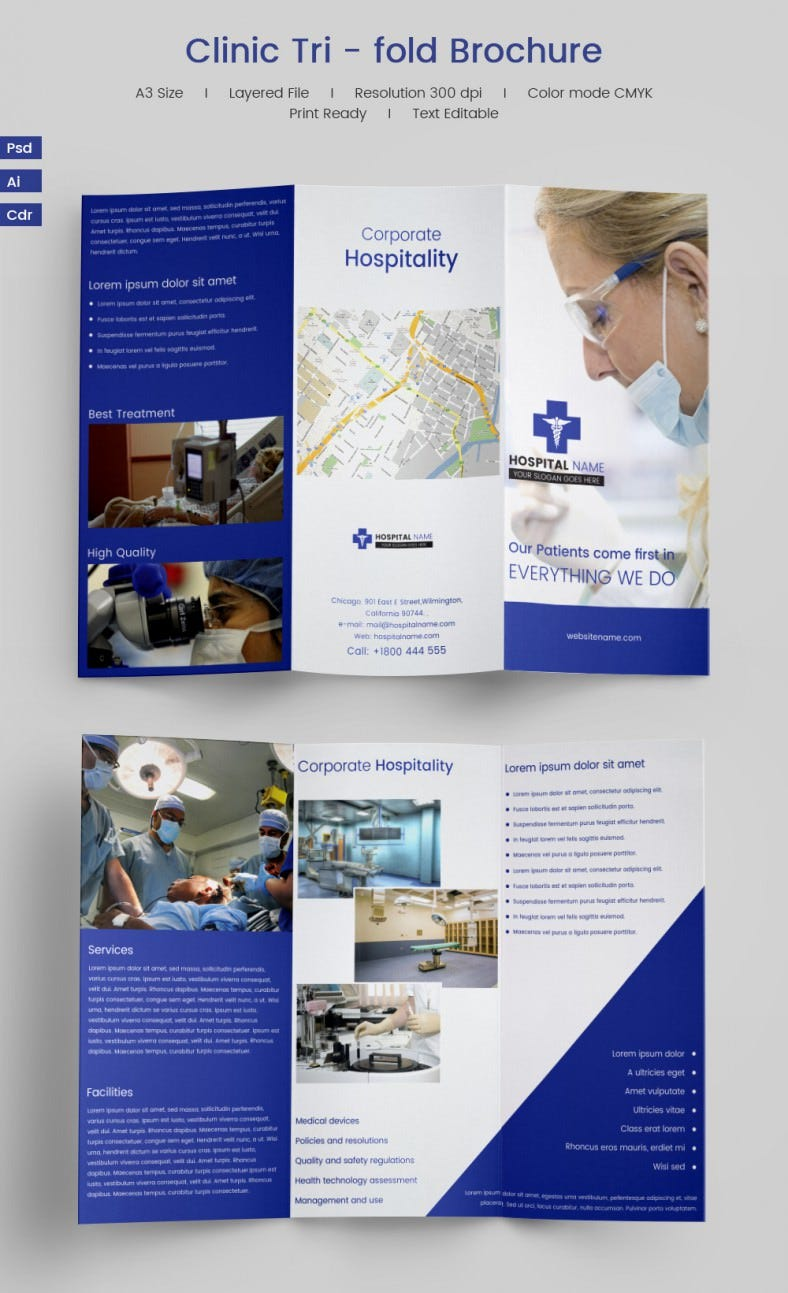Clinic_A3trifold_Brochure