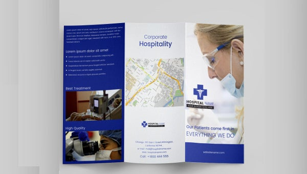 clinic_a3trifold_brochuretemplate