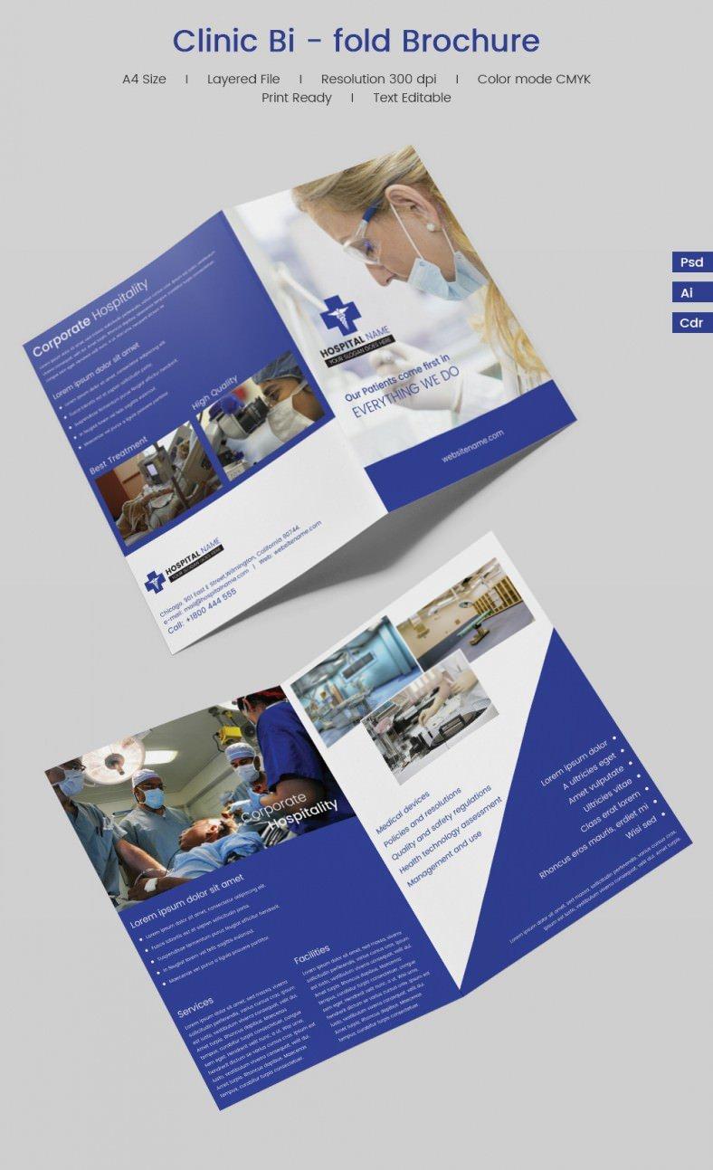 Clinic_A4bifold_Brochure