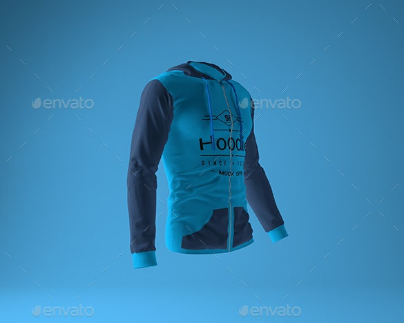 branding hoodie mock up psd layered download