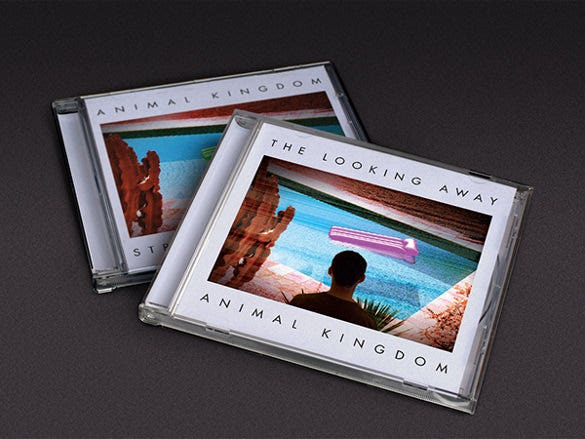 animal kingdom jewel case sample template download