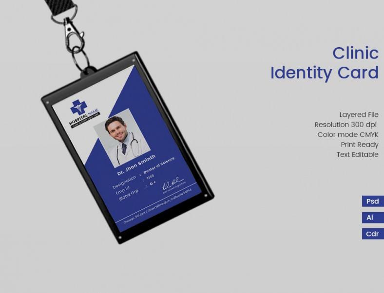 Clinic_IdentityCard
