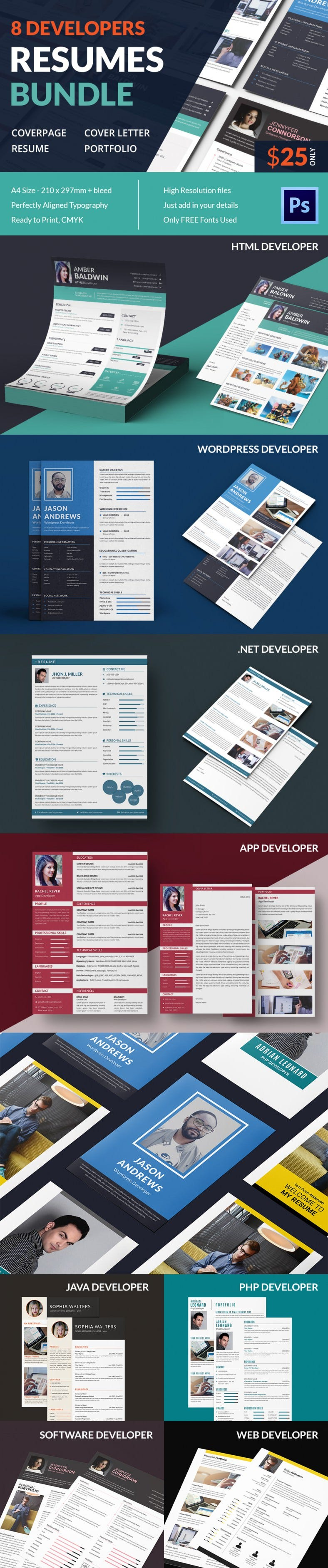 DeveloperResume_Bundle