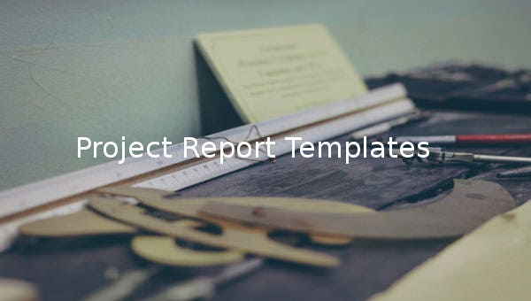 project report templates1