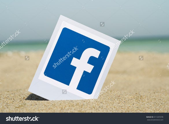 elegeant look fcebook icon template