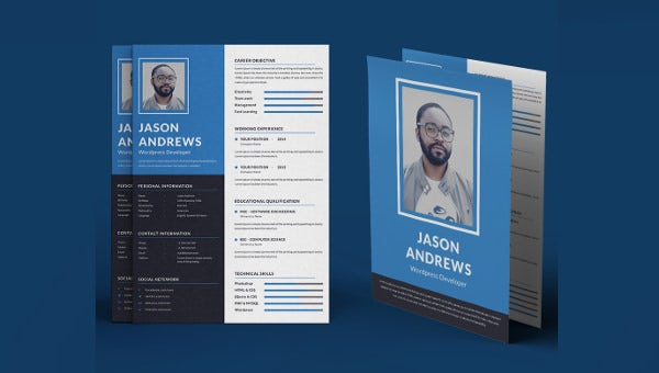 wordpress_developer template