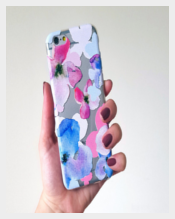 Pastel Phone Case Example Template