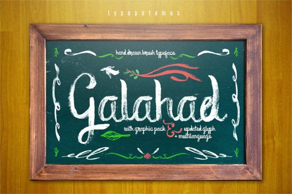 galahad typeface font for mac download