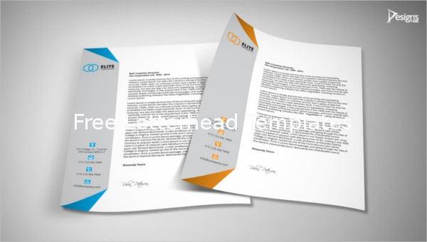 10 best premium letterhead design free templates free.html