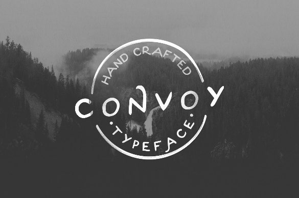 cool nature logo template