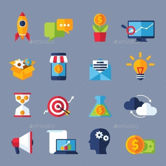 digital marketing icons download