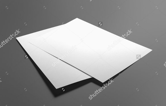 customizable blank flyer template