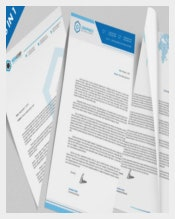Professional Corporate Letterheads