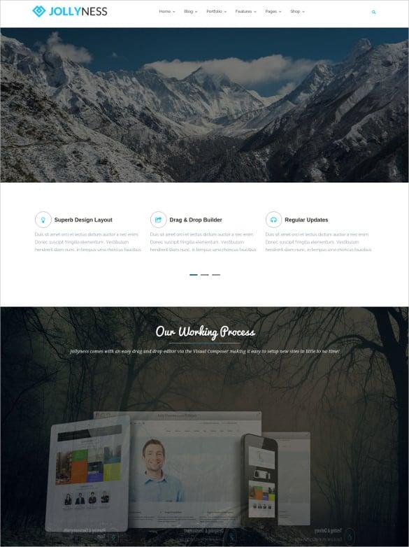 multi purpose wordpress theme