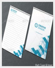 Corporate Stationery Personal Letterhead