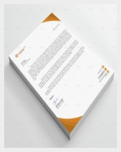 Corporate Letterhead Download