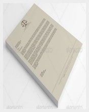 Law Firm Letterhead Full Corporate Identity Template
