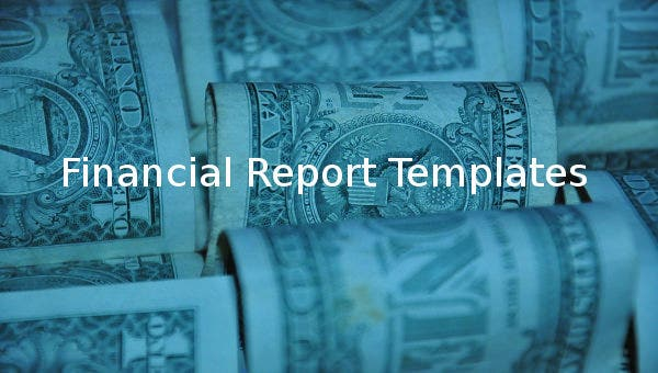 financial report templates1