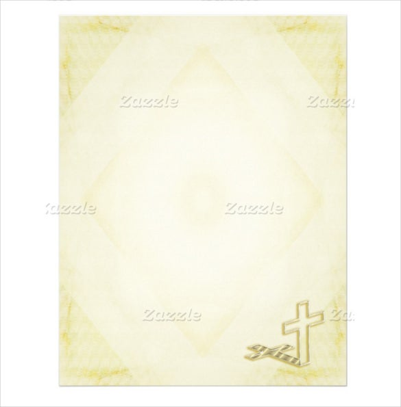 11 church letterhead templates free sample example format churchn crucifix letterhead sample example format spiritdancerdesigns Choice Image