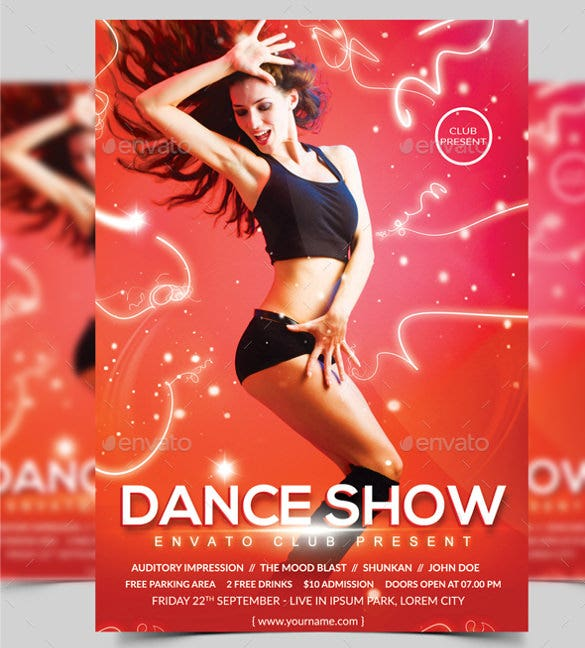 super hot dance organizing show