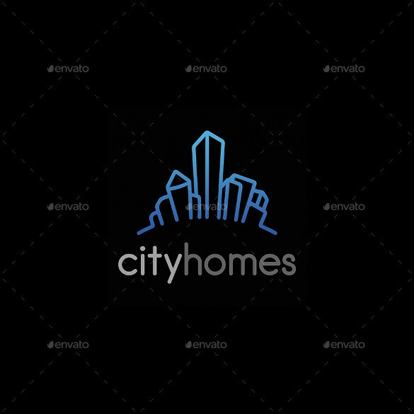 builder company logo template