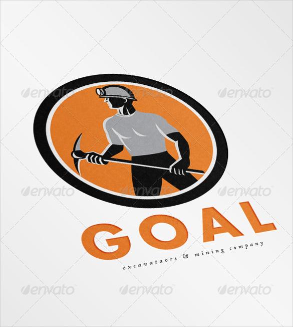 coal mining company logo