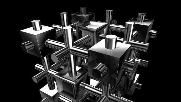 3D Geometric Shapes – 15+ Free PSD, EPS Format Download