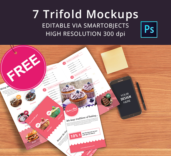 Free-Download-Tri-Fold-Mockup-Templates