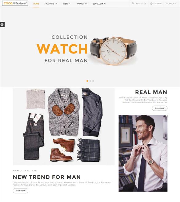 coco responsive prestashop ecommerce theme