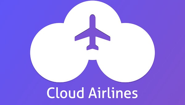 airline logo template