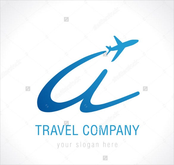customizable airline logo