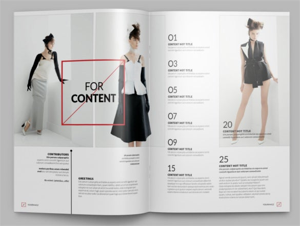 brochure magazine psd mock ups designs download