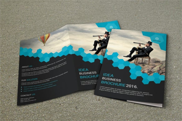 corporate business advertisement brochure psd template1