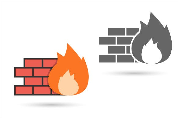 Firewall Icons 29 Free Psd Ai Vector Eps Format