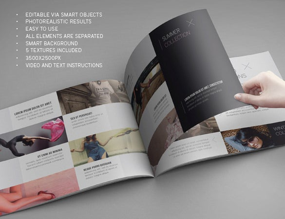 HD Brochure Templates Free PSD Format Download Free - Psd brochure template