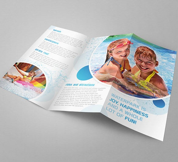 HD Brochure Templates Free PSD Format Download Free - Tri fold brochure psd template