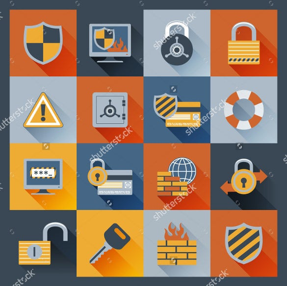 2016 firewall icons download